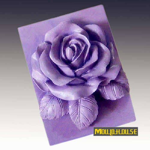 World Of Moulds Flower Candle Silicone Mould