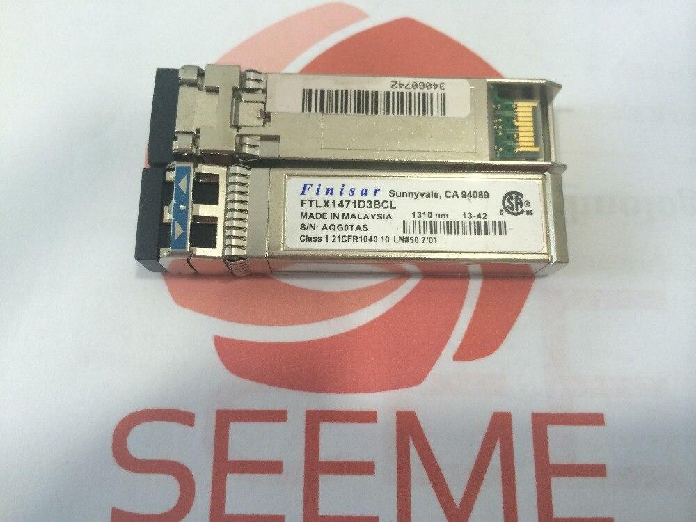 Fini sar FTLX1471D3BCL  SFP-10G-LR 10G  SFP+ optical fiber moduleFini sar FTLX1471D3BCL  SFP-10G-LR 10G  SFP+ optical fiber module
