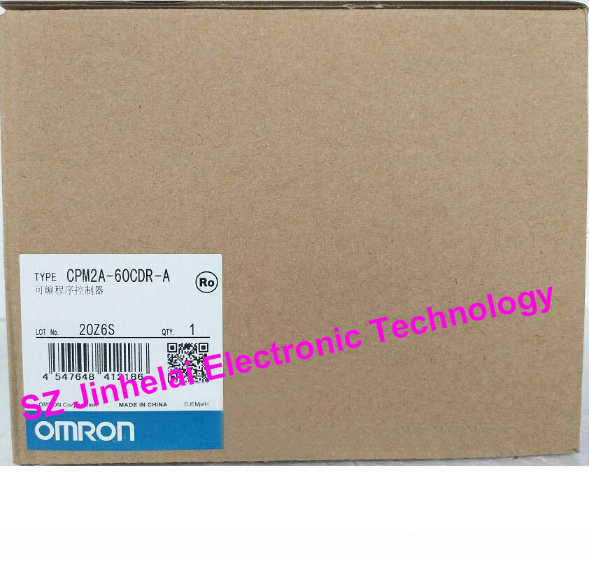все цены на New and original CPM2A-60CDR-A OMRON Programmable controller онлайн