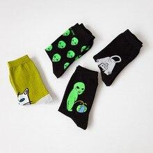 Cute Cat Cotton Women Socks