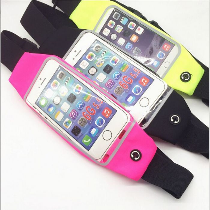 Running Iphone Case For Waist