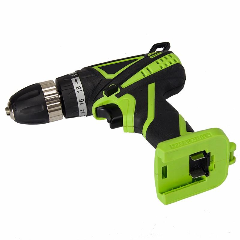 Купить 12 В Шуруповерт Литиевая Батарея Аккумуляторная Furadeira Parafusadeira многофункциональный Электродрель AMH106 дешево