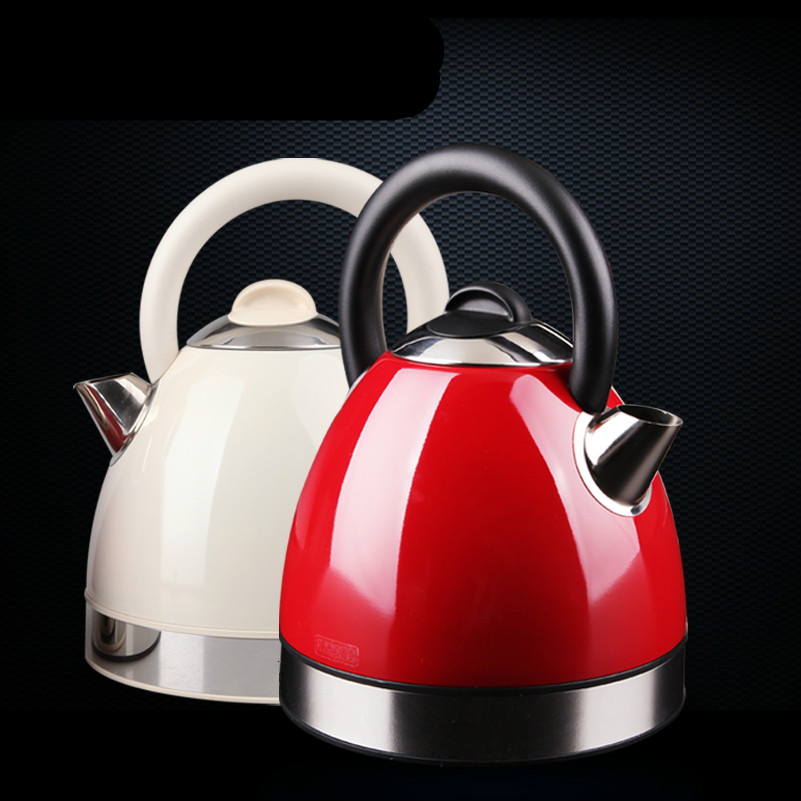 Electric kettle Imported 304 stainless steel electric kettles automatic power water bottle household Overheat Protection double quick electric kettle 304 full stainless steel home automatic power overheat protection