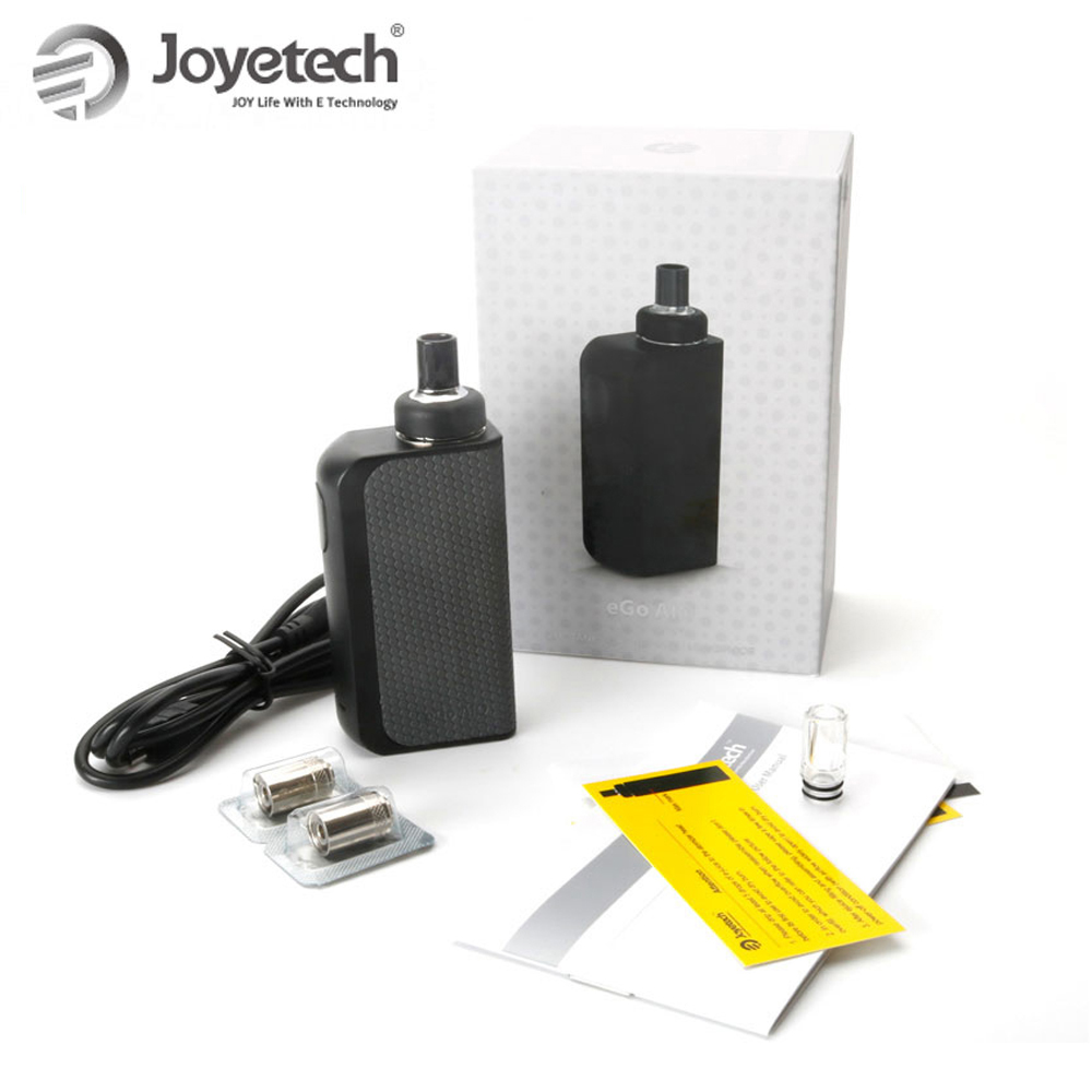 Original Joyetech eGo Aio Box Kit 2100mAh Built-in Battery 2ml Capacity Tank And BF SS316 Coil Electronic Cigarette