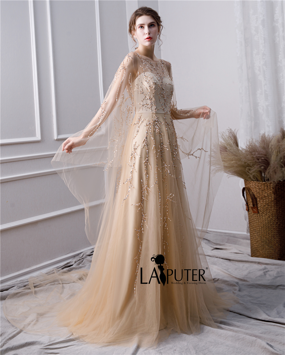 6ab0da1dbde0c Detail Feedback Questions about LAIPUTER 2019 New Evening Dresses ...