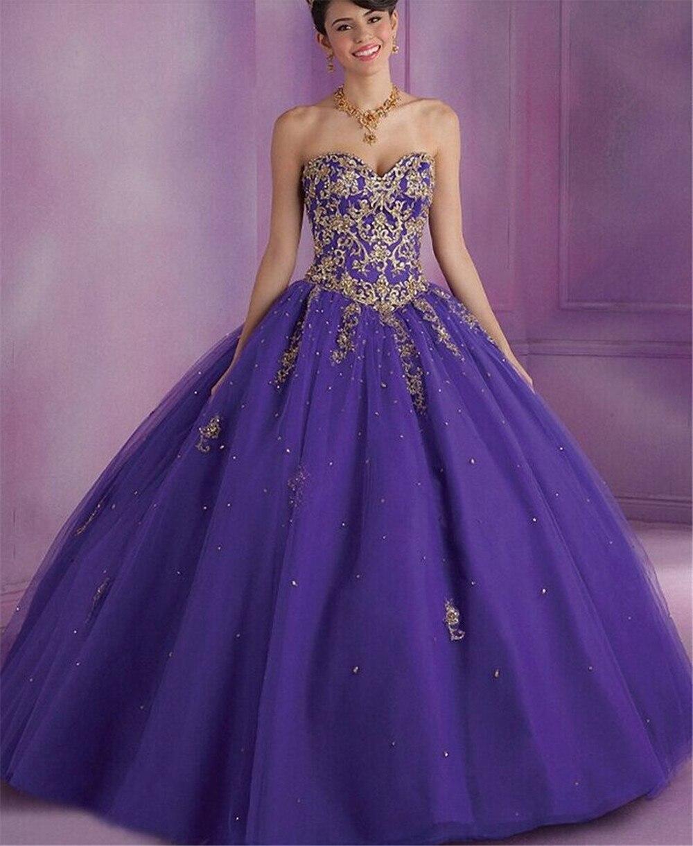 Online Get Cheap Purple Ball Gowns -Aliexpress.com | Alibaba Group
