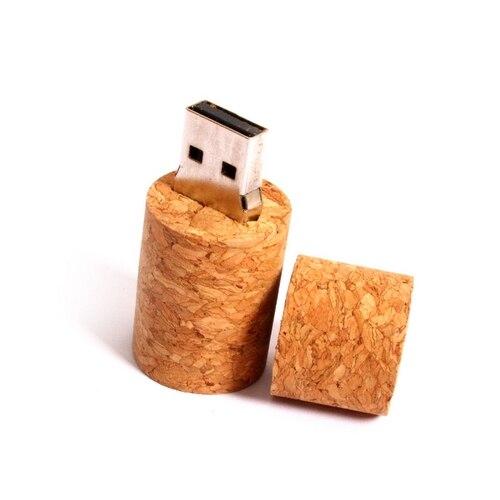 Hot Genuine 8GB 16GB 32GB USB Flash Drive Crok Wooden USB 1TB 2TB Pendrive USB 2.0 Flash Memory Stick U Disk Pendrive 64GB Gift