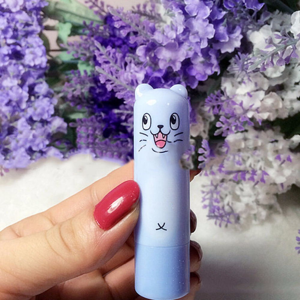 Cute Make Up Balm For Girl Women Moisturizing Lip Balm New Arrived Natural Nutritious Pomade Cosmetics