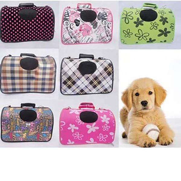 US $34 78 |Water & Wood S Size Portable Pet Carry Bag Sweet Cute Pet Home  Cat Puppy Rabbit Carrier House Travel-in Dog Carriers from Home & Garden on