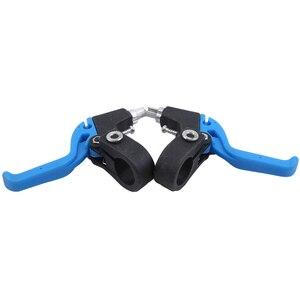 Одна пара тормозных колодок для горного велосипеда, тормоза велосипедные V-Тормозные держатели, велосипедные Тормозные ручки, прочные вело...