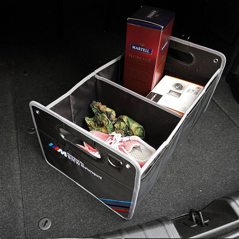Large Capacity Vehicle Storage Box for bmw m performance emblem E46 E60 E90 E30 E92 E93 F30 F10 E36 E39 F15 F16 E85 E86 E34 E38