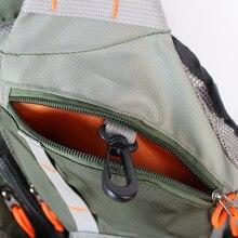 Adjustable Fly Fishing Vest  outdoor hunting Packs bag  Tackle bag Jacket clothes