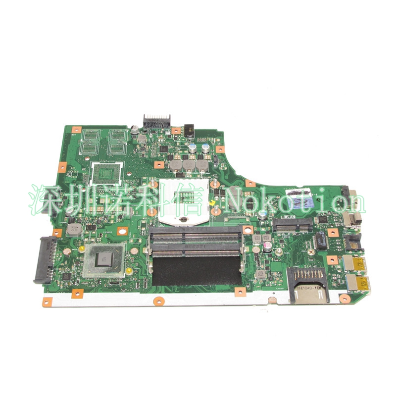 NOKOTION Laptop Motherboard For board K55VD REV3.0 60-N89MB1300-B02 HM76 DDR3 Main Board 100 8 diy b02