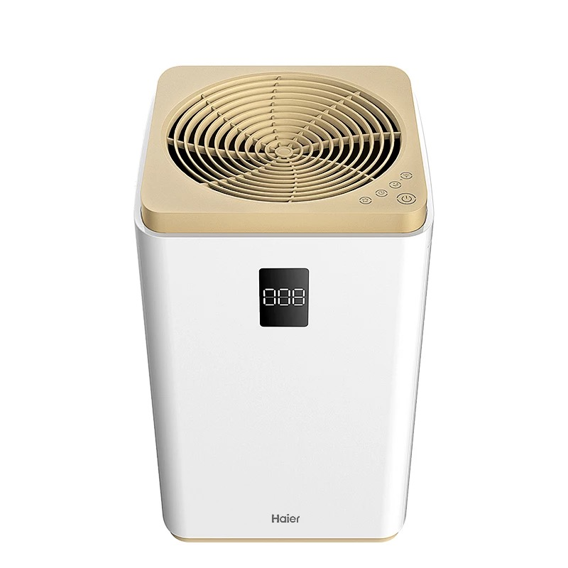 Haier Professional Electric Air Purifier Home Intelligent Removing Formaldehyde Cigar Smoke Haze PM2.5 Air Cleaner Oxygen Bar kj210g c42 air purifier in addition to formaldehyde secondhand smoke wifi intelligent control mute ionizer