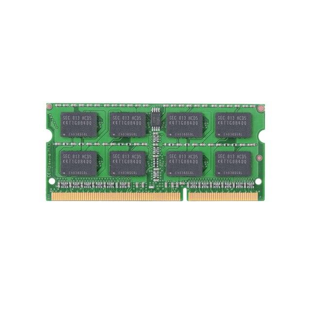 VEINEDA оперативная память ddr3 4 гб sodimm ddr3 1600 оперативная память для ноутбука Intel amd 4 гб ddr3 1333 204pin 4