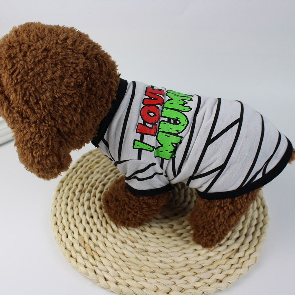 Small Dogs Costume Clothes For Little Dogs Overalls Dog Clothing T shirt Puppy Costume For Small Dog