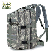 35L High Quality Waterproof Men Women 3P Military Tactical Backpack Large Camping Hiking Outdoor Bags Mochila