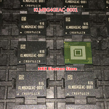 100% Original nuevo KLMBG4GEAC B001 32G BGA EMMC KLMBG4GEAC B001 (1 10 piezas)