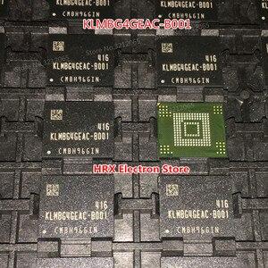 Image 1 - 100% Yeni Orijinal KLMBG4GEAC B001 32G BGA EMMC KLMBG4GEAC B001 (1 10 adet)