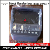 Hitachi ZAX-3 Excavator monitor replacement spare parts English LCD display panel 4652262