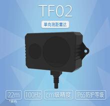 Бесплатная доставка 100% Новый delidar tof Лазерный Радар tf02