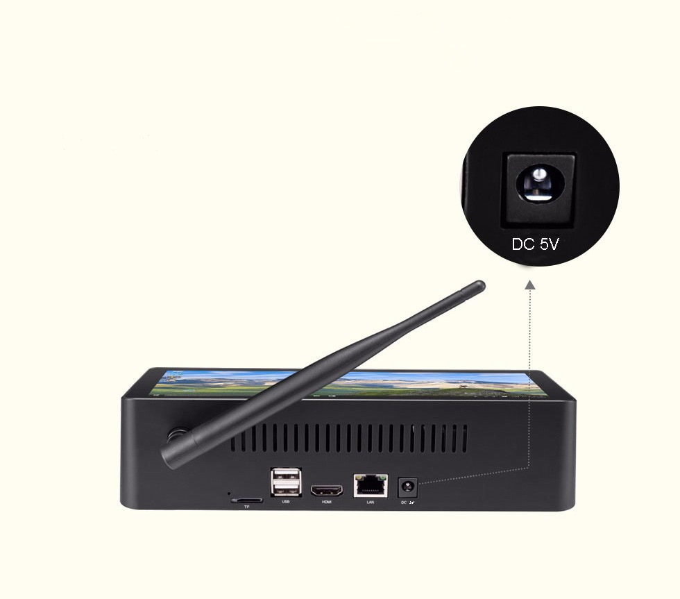 touch Box screen TV 5