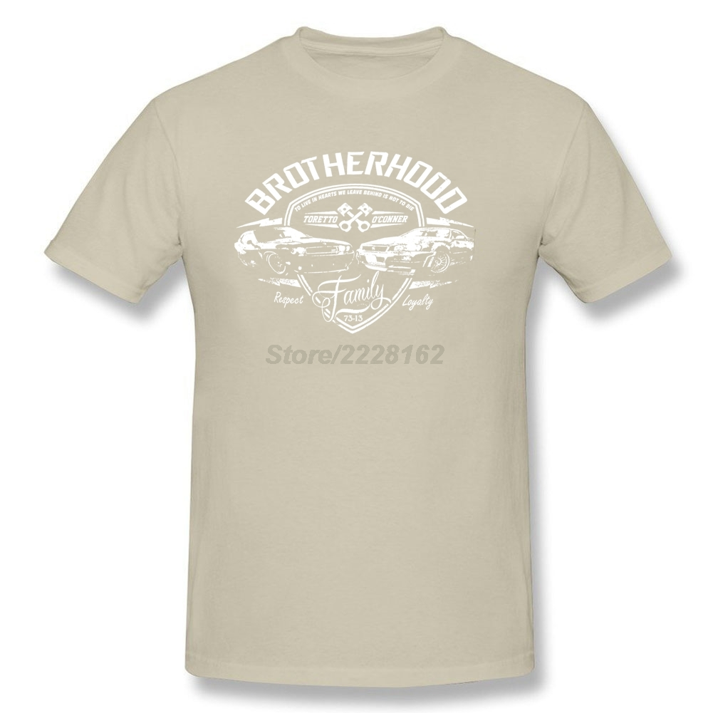 US $12 72 47% OFF Fitted Formal T shirts Online Store Male Brotherhood  Family Tops with Fast and Furious Men Personality T shirts Wholesale-in
