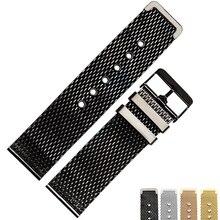 Cinturón de malla de acero inoxidable de la manera reloj de cuarzo 18 20 22 24 26 MM correa de reloj accesorios para hombres y mujeres para Tissot