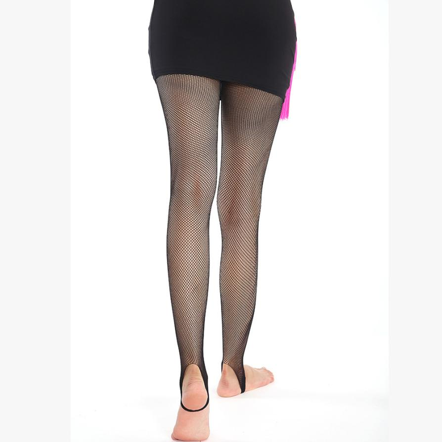 Women Fishnet Tights Hollow Out Sexy Net Pantyhose Female Black Hosiery New Arrival