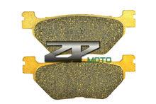 Cheaper Brake Pads For VMX 1700 V-Max (6 piston radial caliper) 2009-2013 XVS 950 R Bolt 2014 Rear OEM New High Quality