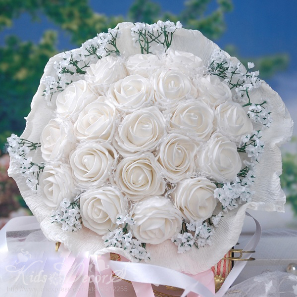 How To Use Bridal Bouquet Holder : Popular bridal bouquet holder buy cheap