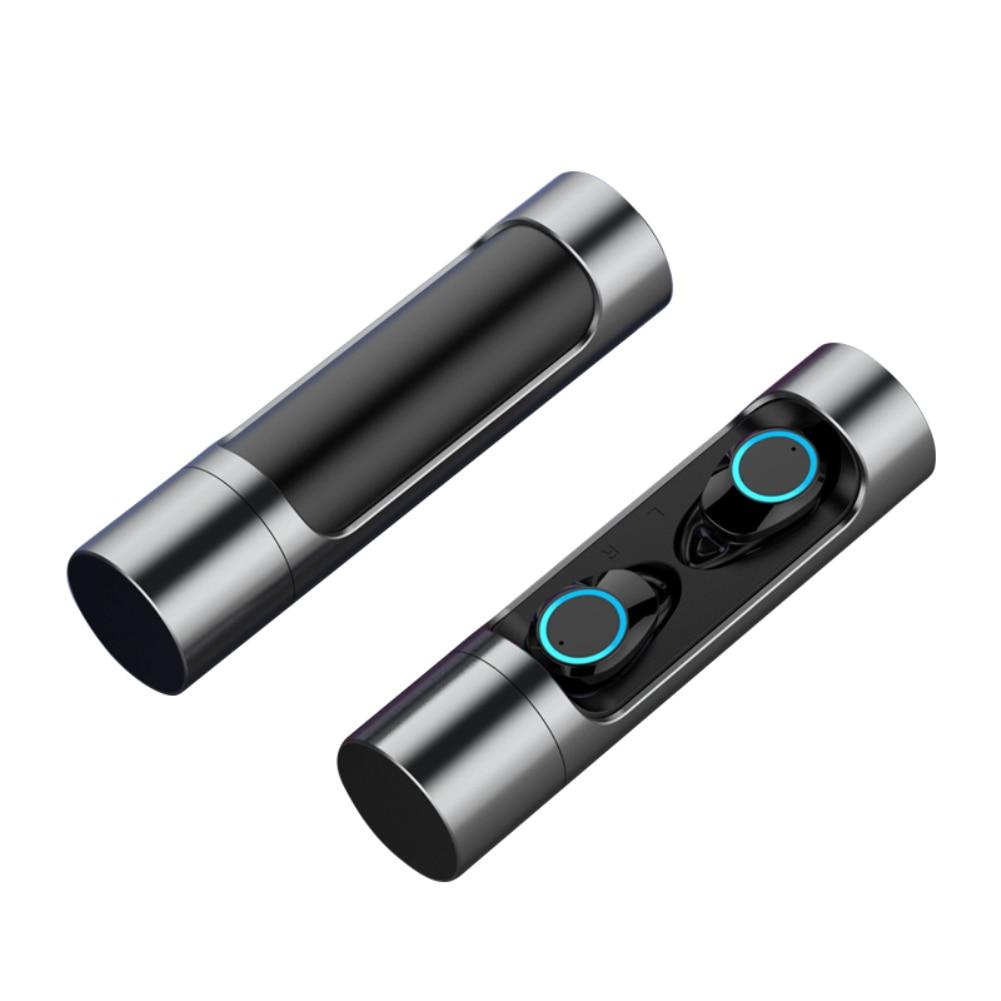 Bluetooth5.0 Wireless Earphone Deep Bass Earbuds Waterproof Headphone with Charging Box for Apple IPhone 6 7 8 X Sony Sport Run