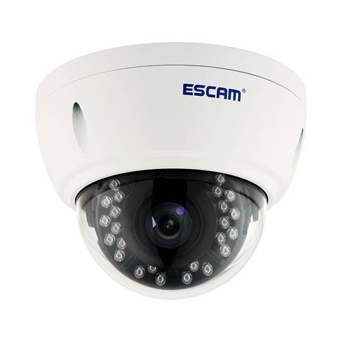 ESCAM QD420 4MP dôme caméra IP étanche extérieur Surveillance à domicile sécurité CCTV caméra prise en charge protocole ONVIF H.265