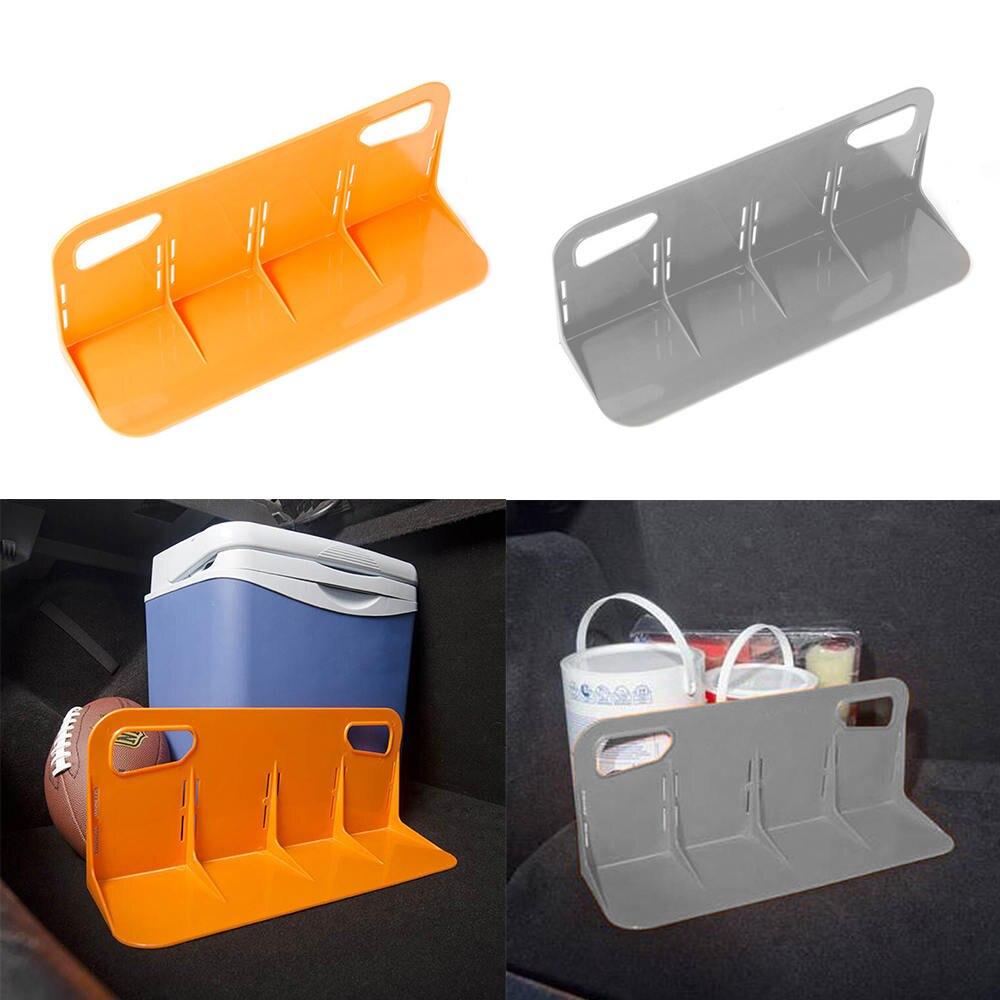 Многофункциональная автомобильная задняя крышка, Автомобильный багажник, неподвижная стойка, держатель, багажная коробка, стойка, встряхиватель, органайзер, держатель для хранения заборов