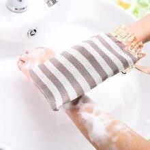 Creative Bath Brushes Shower Gloves Exfoliating Wash Skin Spa Massage Body Scrubber Cleanning Tools