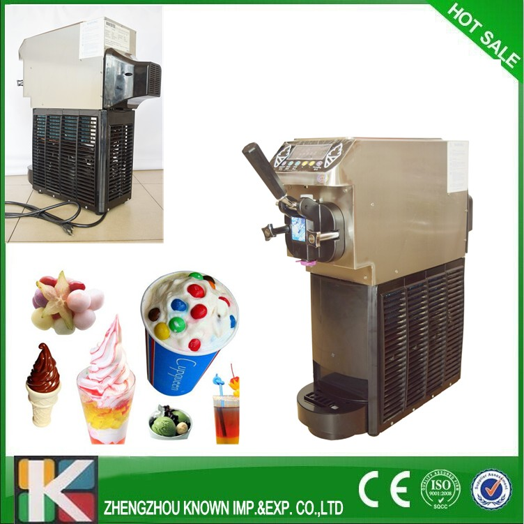 5L volume ice cream machine mini ice cream maker machine on sale