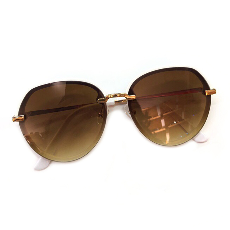Sunglasses no5 no3 Sunglasses 2019 No1 Sunglasses Vintage Luxus no6 no4 Sunglasses Sonne Brillen Retro Sunglasses Spiegel Gläser Damen Runde Sunglasses Frauen Sonnenbrille no2 Shades Kreis wqTnxA16