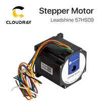 Leadshine 2 phase Stepper Motor 57HS09 for NEMA23 4.2A Length 54mm Shaft 6.35mm