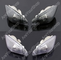 Areyourshop For Kawasaki ZX600E ZZR600 Motorcycle Replacement Front Turn Signals Light Lens Certified Blinker Cover