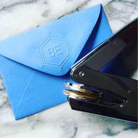 Hot Customize Embossing Stamp With Your Logo Personalized Embossing Seal For Letter Head Wedding Envelope Leather