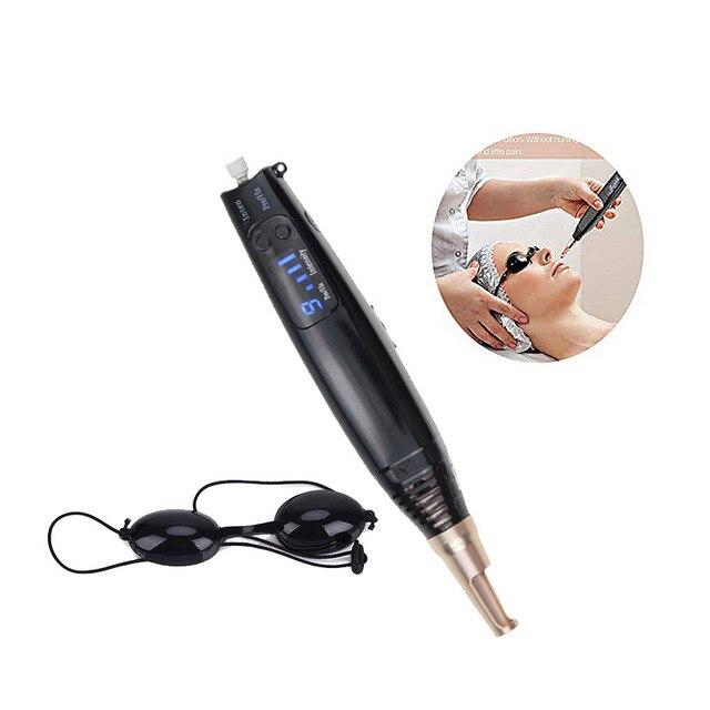 Laserowy pigment do tatuażu blizna kret pieg brwi korektor do usuwania plam LED Picosecond okulary melanina rozcieńczanie maszyna narzędzie do pielęgnacji skóry