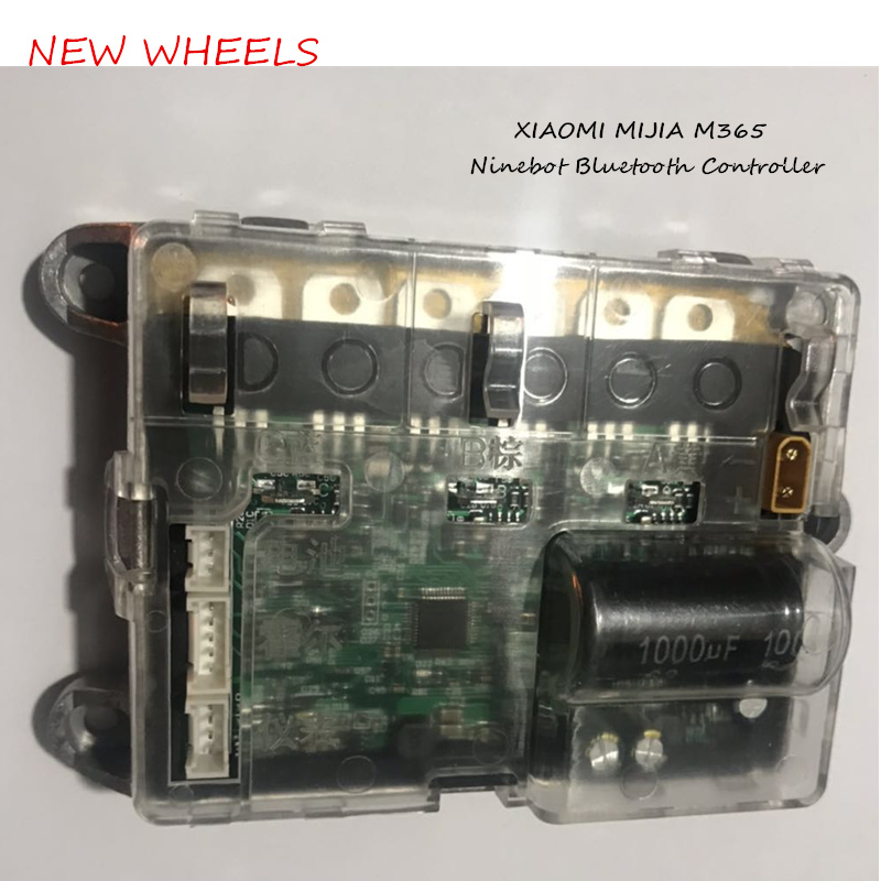 XIAOMI MIJIA M365 electric scooter parts Repair and replace the original Bluetooth controller connection Ninebot APP-in Scooter Parts & Accessories from Sports & Entertainment    1