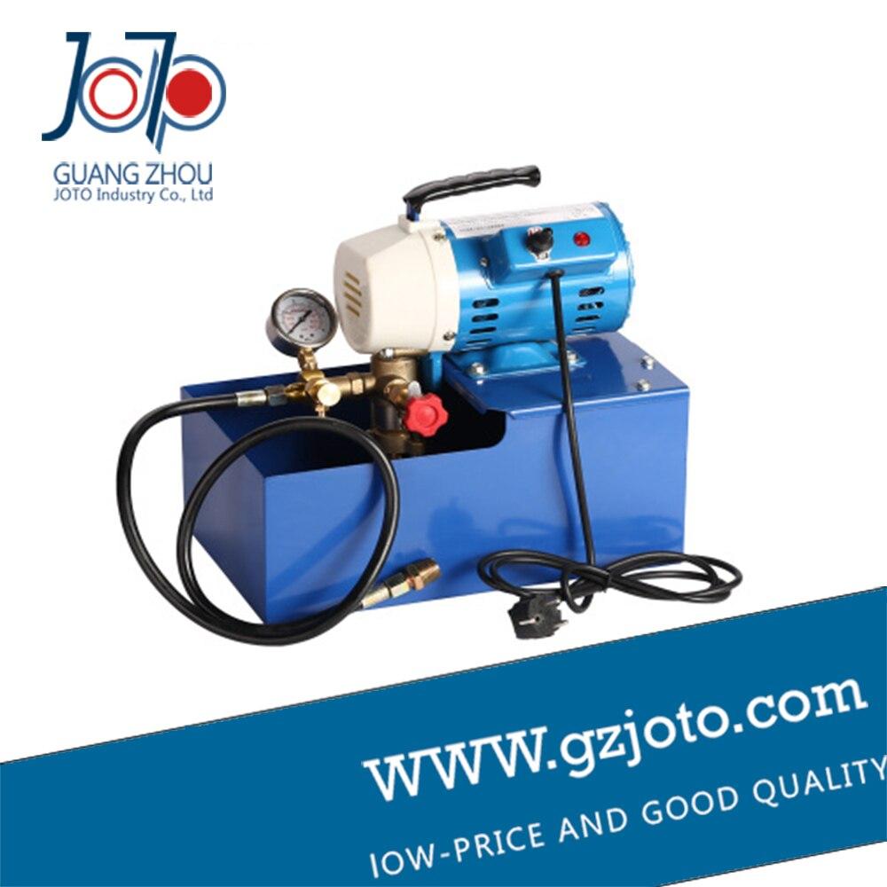 high quality 180L H 25KG 2 5Mpa Testing Equipment Hydraulic Piston Pump Test Bench Testing Pump