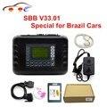 Автомобильный Стайлинг  автомобильный ключевой программатор v3.01 SBB  ключевой программатор для многобрендовых бразильских автомобилей SBB ...