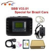 Car Styling Auto Key Programmer V33.01 SBB Key Programmer For Multi Brands Brazil Car SBB Silca V33.01 More Function than V33.02