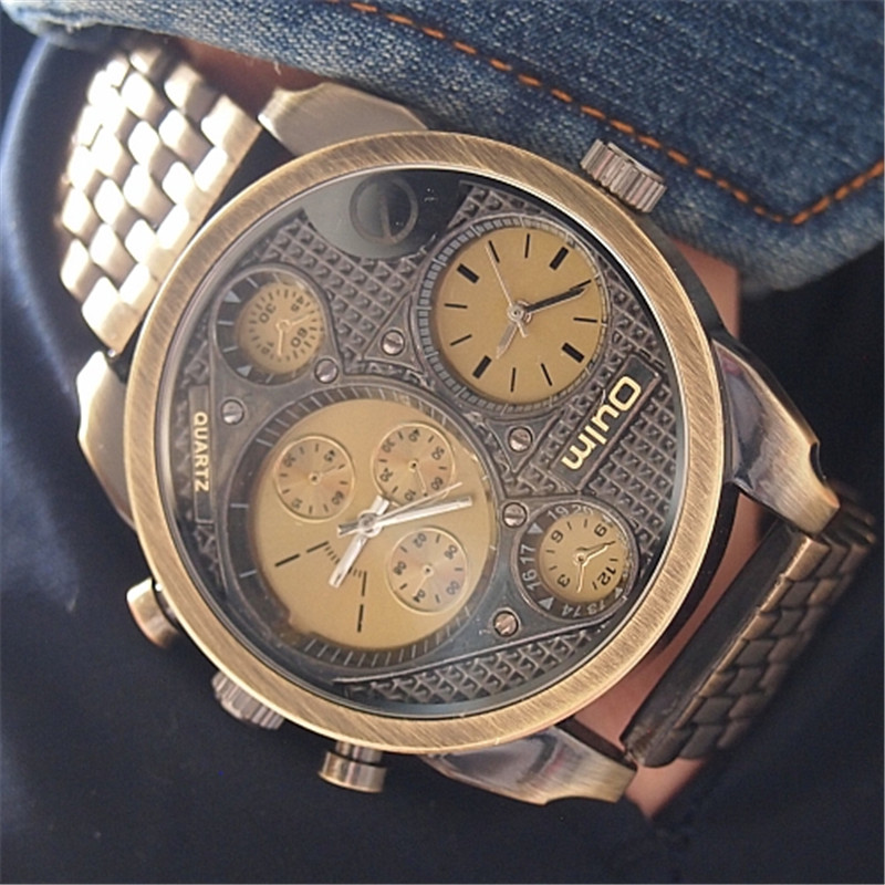 Dual Brand reloj Wacthes