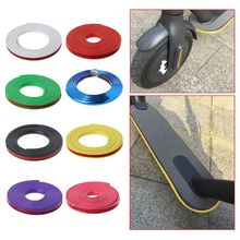 1 Pc Electric Scooter Anti-collision Protection Strip For Xiaomi Mijia M365 Skateboard Body Bumper Scratchproof Scratch Strips