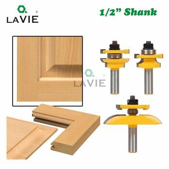 LAVIE 3pcs 12mm 1/2