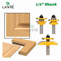 LAVIE 3pcs 12mm 1/2