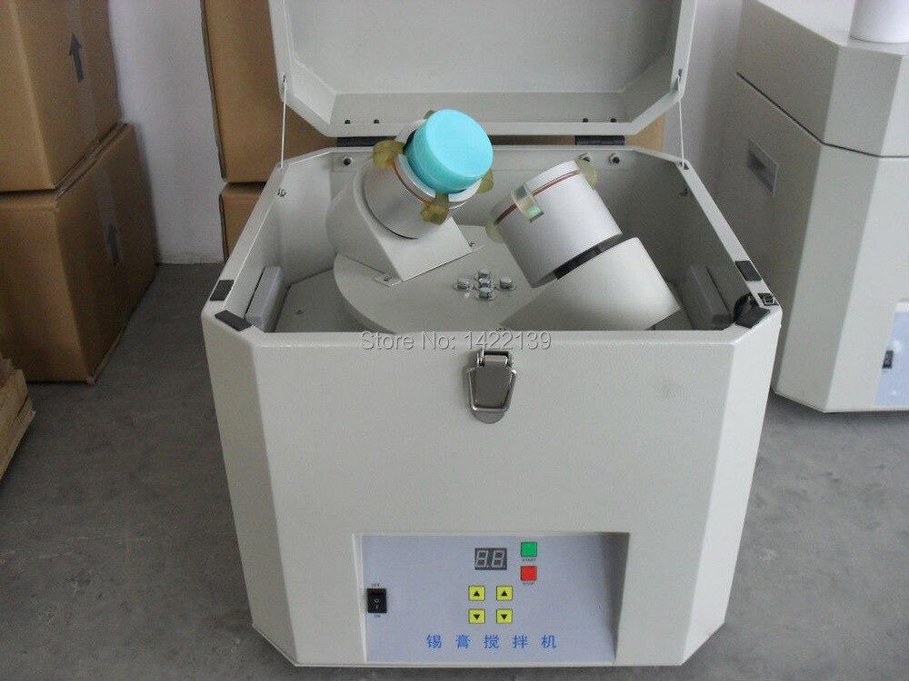 YH-8908 Automatic Solder Paste Mixer, 500-1000 g